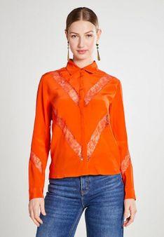 maje - Koszula - pomarańczowy