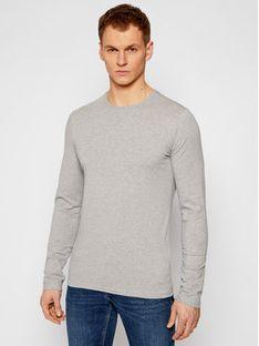 Pepe Jeans Longsleeve Original Basic PM503803 Szary Slim Fit
