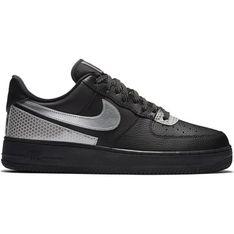 Buty sportowe męskie Nike air force skórzane