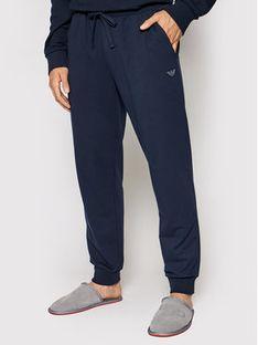 Emporio Armani Underwear Spodnie dresowe 111777 1A565 00135 Granatowy Regular Fit