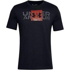 T-shirt męski Under Armour z tkaniny