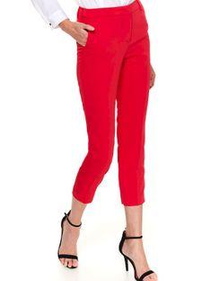 Eleganckie spodnie z kantem