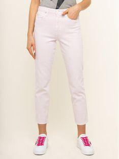 Guess Jeansy Skinny Fit W01A35 D3XX1 Różowy Skinny Fit