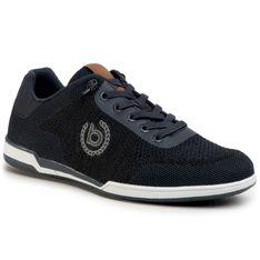 Sneakersy BUGATTI - 321-72605-6900 Dark Blue 4100