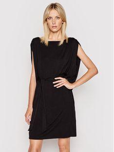 DKNY Sukienka codzienna DD1CL714 Czarny Regular Fit
