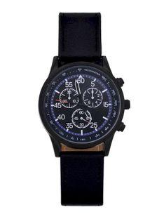 Zegarek na rękę  czarny