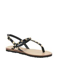Love Moschino Skórzane sandały