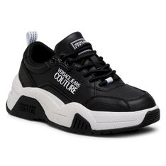 Sneakersy VERSACE JEANS COUTURE - E0VWASF4  71957 899