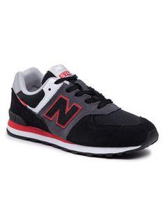 New Balance Sneakersy GC574SM2 Czarny