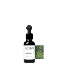 Nieschnący, nierafinowany, tłoczony na zimno olej z nasion drzewa moringa, olej MORINGA 30ml