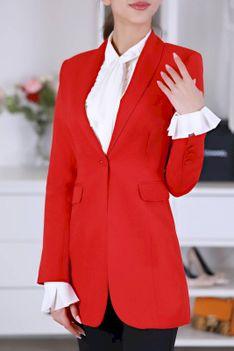 Marynarka BLENITA RED