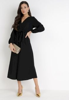 Czarna Sukienka Xyloris