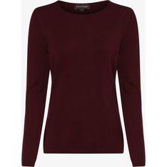 Sweter damski fioletowy Franco Callegari casual