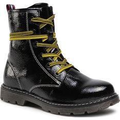 Tom Tailor buty zimowe dziecięce trapery