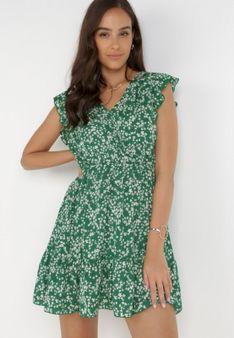 Zielona Sukienka Dorallis