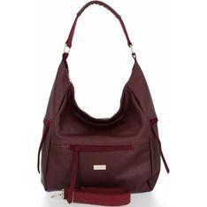 Shopper bag Conci matowa mieszcząca a8