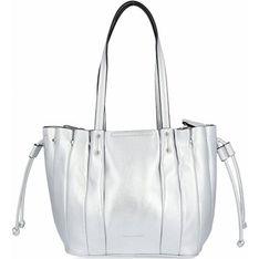 Shopper bag David Jones matowa
