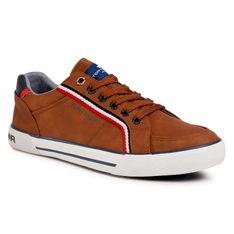 Sneakersy TOM TAILOR - 808080900 Camel