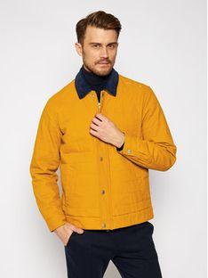 Converse Kurtka jeansowa Saffron 10019460-A04 Żółty Regular Fit