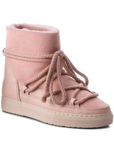 Inuikii Buty Sneaker Classic 70202-5 Różowy