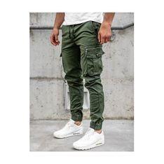 Spodnie męskie Denley jesienne
