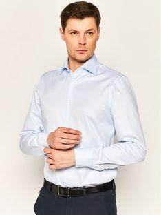 Stenströms Koszula 702771 1610 Niebieski Slim Fit
