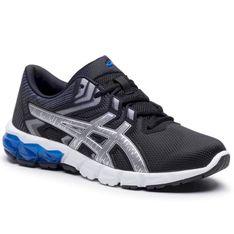 Sneakersy ASICS - Gel-Quantum 90 2 1021A193 Graphite Grey/Pure Silver 025