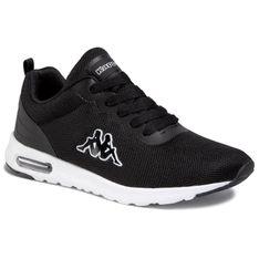 Sneakersy KAPPA - Classy 242194  Black/White 1110
