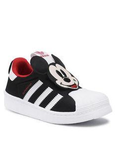 adidas Buty Superstar 360 C Q46299 Czarny