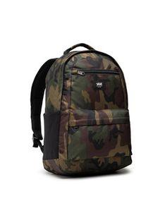 Vans Plecak Startle Backpack VN0A4MPH97I1 Zielony