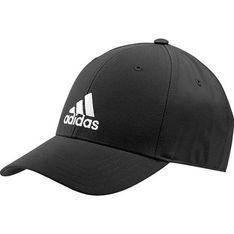 Czapka z daszkiem męska adidas czarny