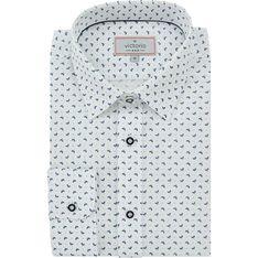 Koszula męska Victorio bezowy