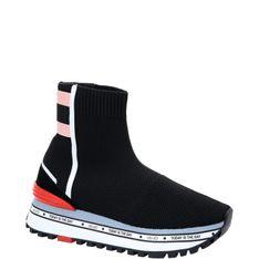 Liu Jo Sneakersy MAXI ALEXA | z dodatkiem skóry
