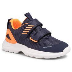 Sneakersy SUPERFIT - 6-09207-80 D Blau/Orange