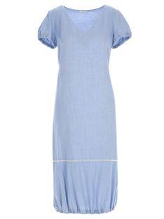 Sukienka z marszczonym dołem Potis & Verso MINNIE