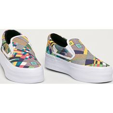 Trampki damskie wielokolorowe Dc Shoes