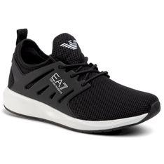 Sneakersy EA7 EMPORIO ARMANI - X8X052 XCC57 00002 Black