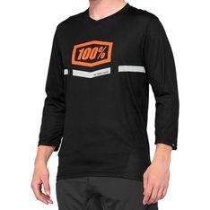 T-shirt męski 100% czarny