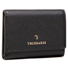 Duży Portfel Damski TRUSSARDI - Pre Lily Trifold 75W00280 K299