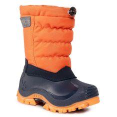 Śniegowce CMP - Kids Hanki 2.0 30Q4704K Arancio C704