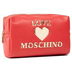 Kosmetyczka LOVE MOSCHINO - JC5307PP1CLF0500  Rosso