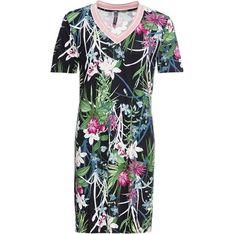 Sukienka Bonprix casualowa z krótkimi rękawami