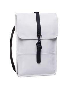 Rains Plecak Backpack Mini 1280 Biały