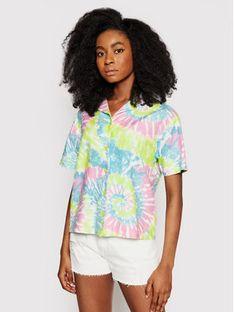 Vans Koszula Spiraling Kolorowy Regular Fit