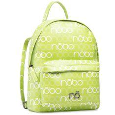Plecak NOBO - NBAG-K0800-C008  Zielony