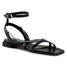 Sandały GINO ROSSI - 6005  Black