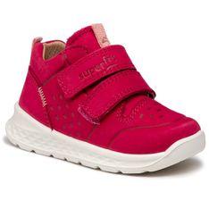 Sneakersy SUPERFIT - 1-000363-5000 M Rot/Orange