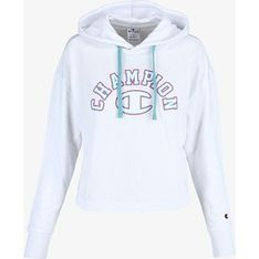Bluza damska biała Champion z napisem