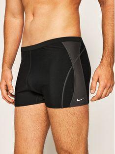 Nike Kąpielówki Square Leg TESS0053 Czarny