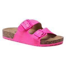 Klapki KEDDO - 817998/01-01 Pink